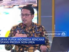 Perkuat Produksi, Pupuk Indonesia Andalkan Pendanaan Bank