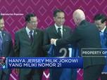 Ini Alasan Mengapa Angka Jersey Jokowi Berbeda di KTT ASEAN