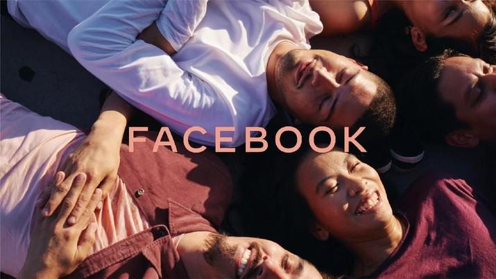 Melihat Logo Baru Facebook, Keren Enggak?
