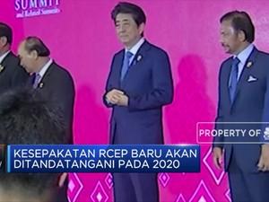 RCEP, Blok Dagang Terbesar Ala Indonesia & 15 Negara Lain