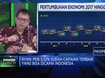 Ekonom: 5,02% Jadi Angka PDB Terbaik Yang Dicapai Kuartal Ini