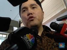 Menteri BUMN Serahkan 3 Nama Calon Dirut Inalum