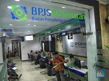 Suasana Layanan BPJS Kesehatan Usai Jokowi Naikkan Iuran 100%