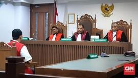 Terdakwa Pengancam Penggal Jokowi Berharap Vonis Bebas