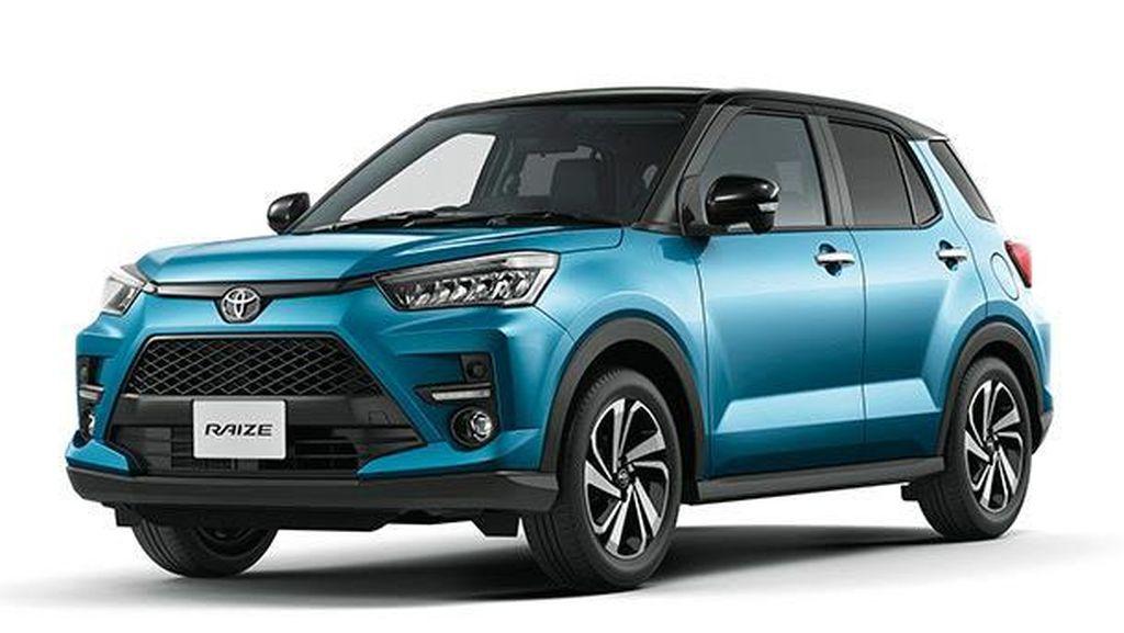 Alasan Toyota Masih Kaji Bawa Raize ke Indonesia