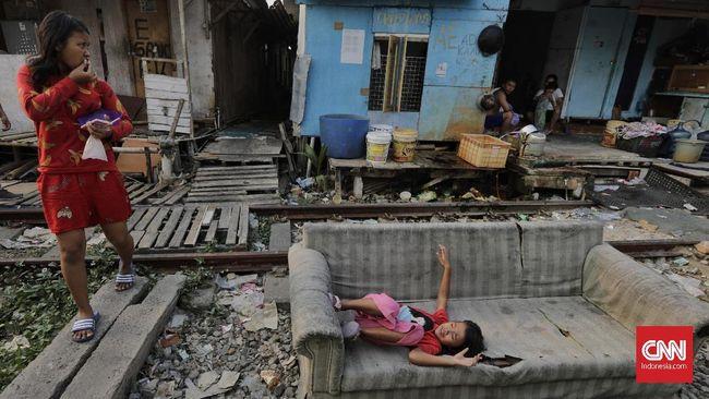 Anies: Setengah Penduduk Jakarta Tak Punya Rumah