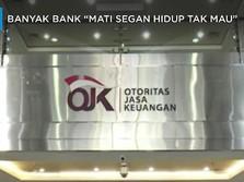 Bank 'Mati Segan Hidup Tak Mau', Merger-Akuisisi Didorong
