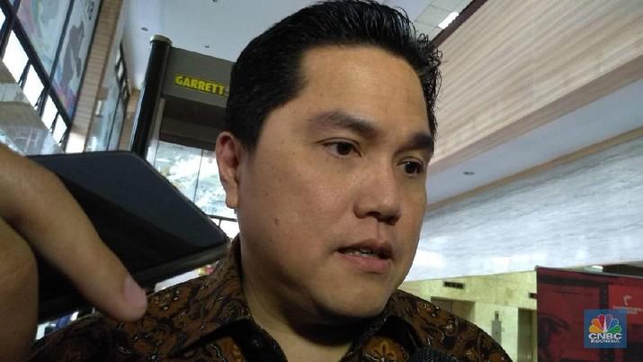 Erick Sebut Ada BUMN Cuma Punya 7 Karyawan, Direksi-Komisaris