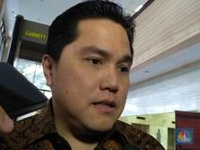 Erick Thohir: Hari Ini Kita Ajukan 3 Nama Bos Inalum