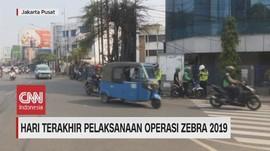 VIDEO: Hari Terakhir Pelaksanaan Operasi Zebra 2019