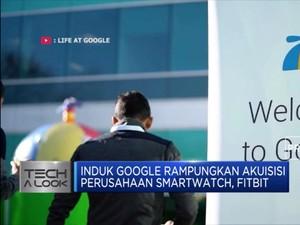 Induk Google Akuisisi Perusahaan Smartwatch Fitbit