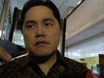 Wahai Bos BUMN Sakit, Menteri Erick Bilang No Foya-foya