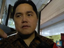 Kode Erick Thohir: Sampai Tahun Depan Ada Pergantian Bos BUMN