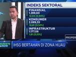 IHSG Menguat Terbatas, Investor Direkomendasikan Take Profit