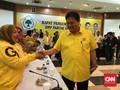 Jelang Munas, Airlangga Larang Anggota DPR Golkar ke Daerah