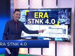 Memasuki Era STNK Online 4.0