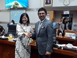 Menkominfo Johnny Salah Sebut Komisi I DPR sebagai Komisi XI