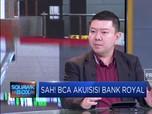 Akuisisi Bank Royal Perkuat Lini Bisnis Bank Digital BCA