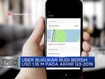 Uber Catatkan Rugi Bersih USD 1,16 Miliar