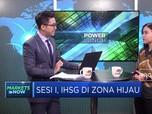 BPS Rilis Laju PDB, IHSG Berhasil Menguat