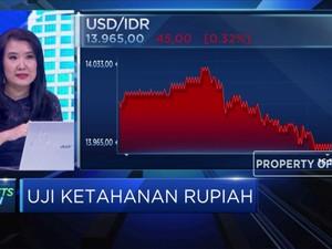 Analisis Penguatan Rupiah yang Tembus di Bawah Rp 14.000/USD