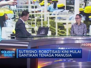 Pendapat Apindo Soal Otomatisasi Industri & Pengurangan Buruh