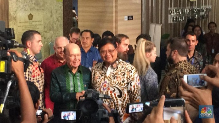 Pemerintah Indonesia dan Amerika Serikat (AS) segera memfinalisasi generalized system of preferences (GSP)