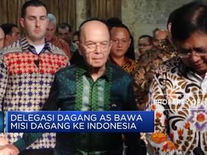 Kunjungan Kerja Mendag AS ke Indonesia