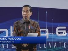 Jokowi Singgung Perbankan Soal Suku Bunga & Penyaluran Kredit
