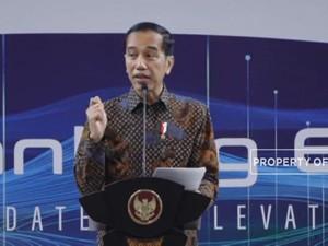 Ini Cerita Jokowi Saat Dapat Wejangan dari IMF