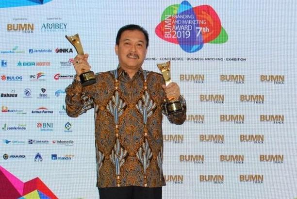 Jamkrindo Raih BUMN Award