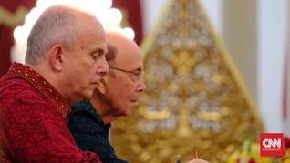 RI Kirim Tim Negosiasi Keringanan Tarif Impor ke AS Desember
