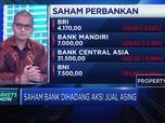 Sektor Perbankan Memerah, IHSG Kembali Melemah