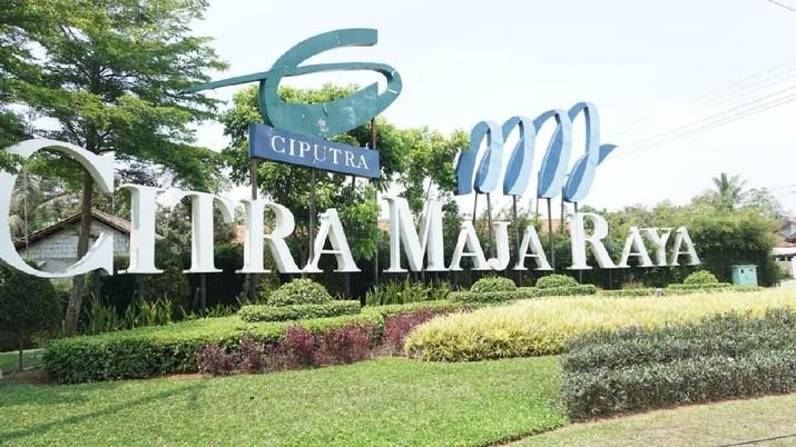 PT Hanson International Tbk (MYRX) membukukan penjualan 16.000 unit di proyek Citra Maja Raya, Banten.