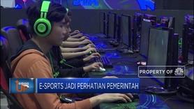 E-Sports Jadi Perhatian Pemerintah