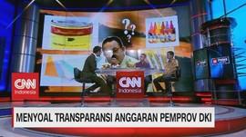 VIDEO: Menyoal Transparansi Anggaran Pemprov DKI (1/3)