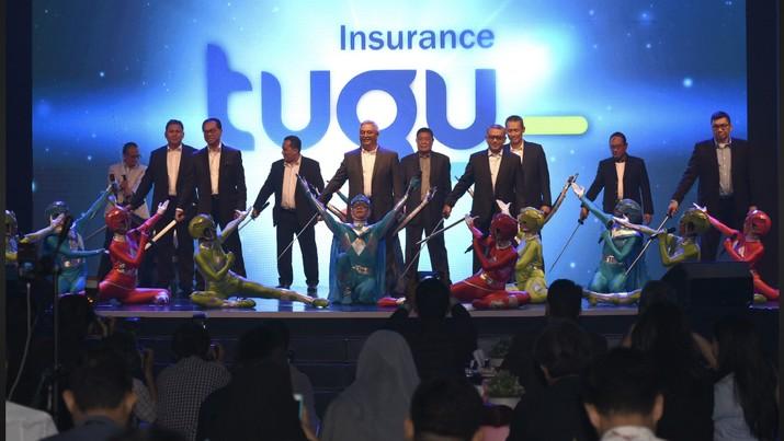 Harga Saham Anak BUMN Berguguran, Tugu Insurance Defensif