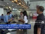 Penjualan Eceran September 2019 Tumbuh Melambat