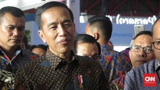 Jokowi Ucapkan Salam Lintas Agama di Acara HUT NasDem