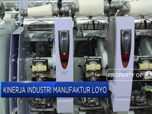 Lesunya Manufaktur Penyebab Lambatnya Pertumbuhan Ekonomi