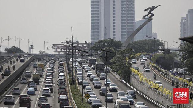 Tarif Tol Dalam Kota Jakarta Naik Mulai Februari 2020
