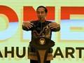 Jokowi: Saya Beri Sepeda Jika Ada Kader Golkar yang Diarahkan