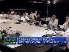 Softbank Rugi Akibat Investasi di Startup