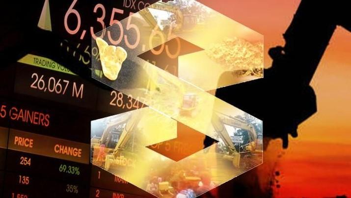 Penghapusan perdagangan saham (delisting) perusahaan ini tinggal menghitung hari menuju 11 November 2019.