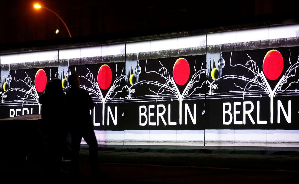 Tembok Berlin yang runtuh 30 tahun lalu pernah menjadi pemisah dari negara Jerman setelah Perang Dunia II.