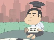 Ternyata Jokowi 'Gaji' Pengangguran Via Gojek & Tokopedia Cs