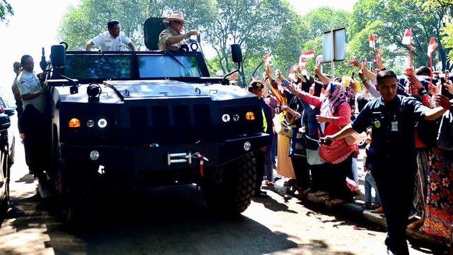 Ghana dan Filipina Borong Senjata dan Alat Tempur dari Pindad