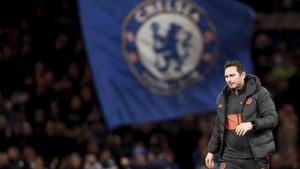 Chelsea vs Arsenal, Lampard Lembek di Kandang