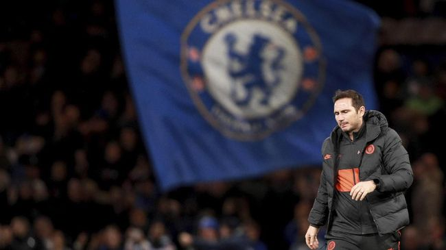 Lampard: Semula Meragukan, Kini Diperhitungkan di Chelsea