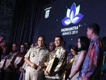 Giat Kampanye Nabung Sampah, BNI Raih Padmamitra+ Award 2019